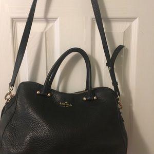 Kate Spade purse black